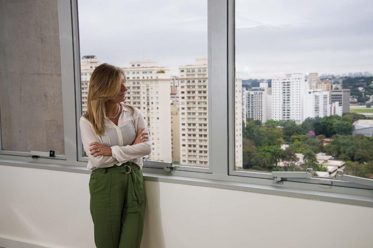 Fernanda Fábregues Diretora global sênior de RH da DSM