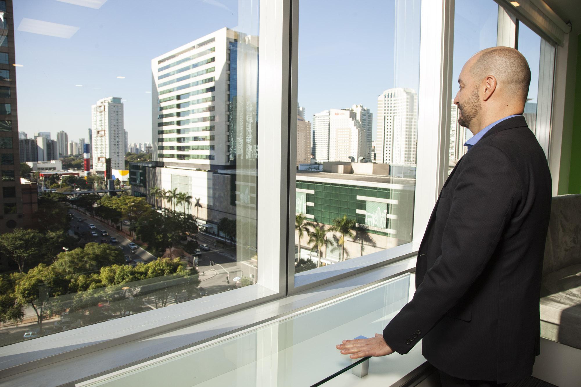Marcelo Carvalho Diretor Sênior de RH da SAP Brasil