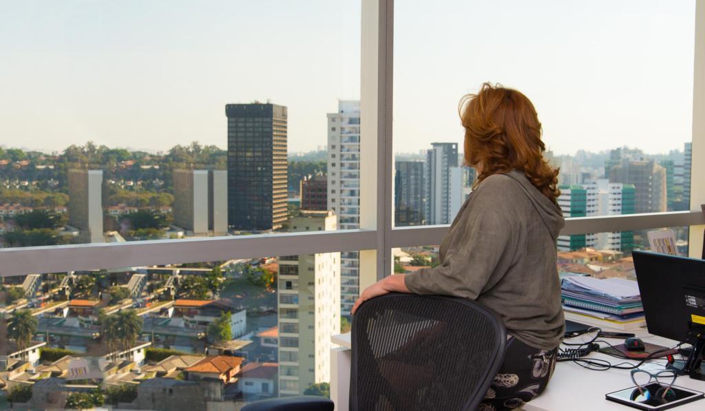 Andrea Marquez - VP Gente e Gestão Bunge